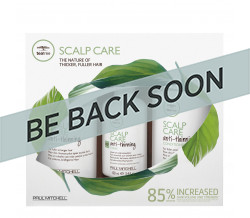 TEA TREE ANTI-THINNING SCALP CARE REGIMEN KIT
