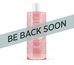 THE POTTED PLANT PLUMS & CREAM BODY WASH
