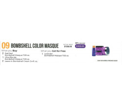 GK 2020 INTRO #9 BOMBSHELL COLOR MASQUE