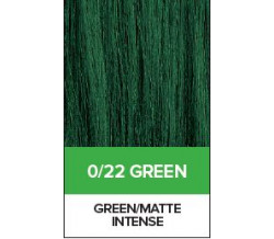 XG Color 22 Green Intensifier