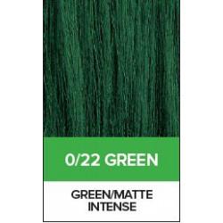 XG Color 22 Green Intensi..