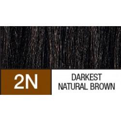 2N  DARKETST NATURAL BROW..