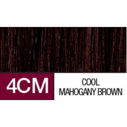 4CM COOL MAHOGANY BROWN..