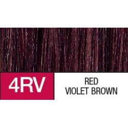 4RV RED VIOLET BROWN..