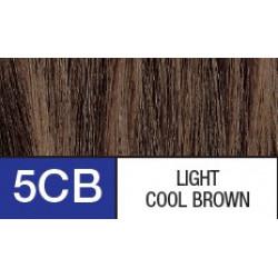 5CB  LIGHT COOL BROWN..