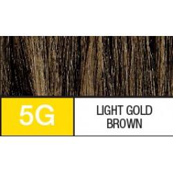 5G  LIGHT GOLD BROWN..