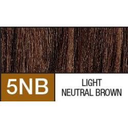 5NB  LIGHT NEUTRAL BROWN..