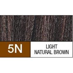5N  LIGHT NATURAL BROWN..