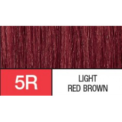 5R  LIGHT RED BROWN..
