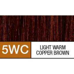 5WC  LIGHT WARM COPPER BR..