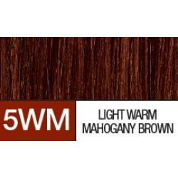 5WM  LIGHT WARM MAHOGANY ..