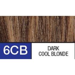 6CB  DARK COOL BLONDE..