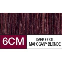 6CM DARK COOL MAHOGANY BL..
