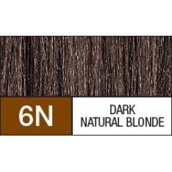 6N  DARK NATURAL BLONDE..