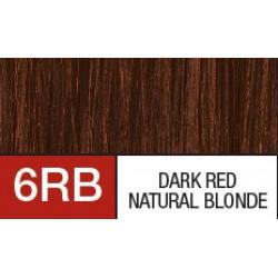6RB  DARK RED NATURAL BLO..