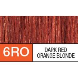 6RO DARK RED ORANGE BLOND..