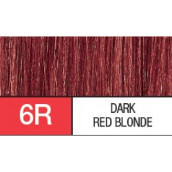 6R  DARK RED BLONDE..