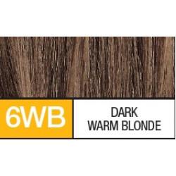 6WB  DARK WARM BLONDE..
