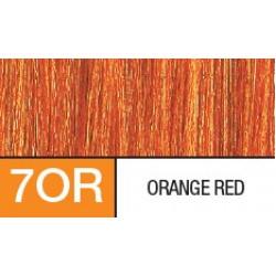 7OR ORANGE RED..
