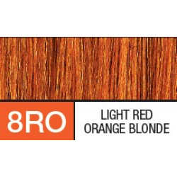 8RO  LIGHT RED ORANGE BLO..