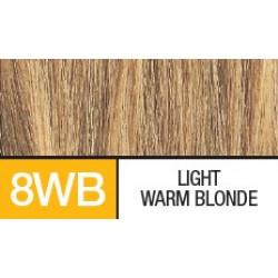 8WB  LIGHT WARM BLONDE..