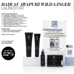 AWAPUHI WILD GINGER HAIR ..