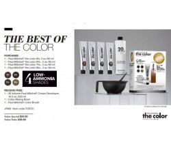 THE BEST OF THE COLOR KIT