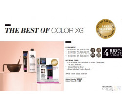 THE BEST OF COLOR XG KIT