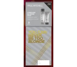 YOU CAN NEVER BE TOO BLONDE GIFT SET