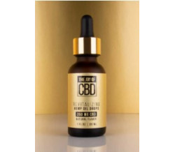 THE JOY OF CBD HEMP OIL DROPS 250 MG CBD