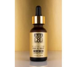 THE JOY OF CBD HEMP OIL DROPS 750 MG CBD NATURAL