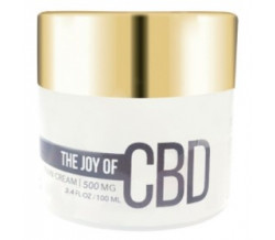 JOY OF CBD 3.4z PAIN CREAM 500MG