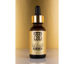 JOY CBD HEMP DROPS 500MG MINT