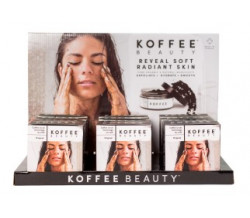 KOFFEE SCRUB COUNTER DISPLAY
