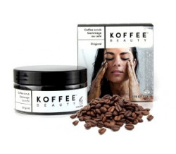 4oz KOFFEE SCRUB, ORIGINAL SCENT
