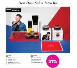 MITCH NEW DOOR SALON INTRO KIT