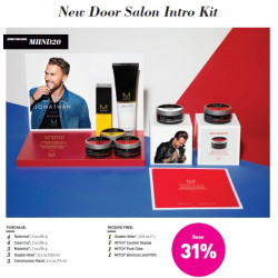 MITCH NEW DOOR SALON KIT..