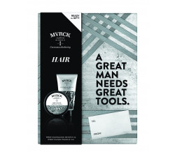 MVRCK HAIR A GREAT MAN NEEDS GREAT TOOLS GIFT SET