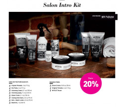 MVRCK SALON INTRO KIT