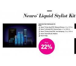 NEURO LIQUID STYLIST KIT