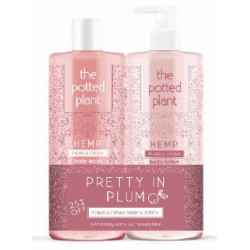 PLUMS AND CREAM 16oz DUO ..