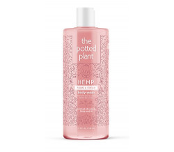 THE POTTED PLANT PLUMS & CREAM BODY WASH 16oz