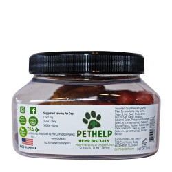 PetHelp DOG HEMP BISCUITS..