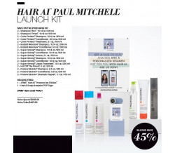 PAUL MITCHELL HAIR AI LAUNCH KIT