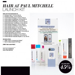 PAUL MITCHELL HAIR AI LAU..