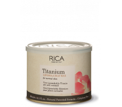 Rica Titanium Liposoluble Wax 396ml