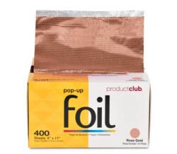 400CT ROSE GOLD POP UP FOIL
