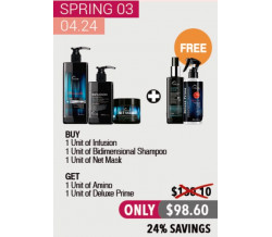 SPRING INFUSION PROMO