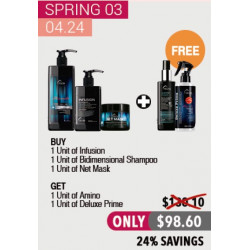 SPRING INFUSION PROMO..