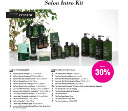 TEA TREE SALON INTRO KIT